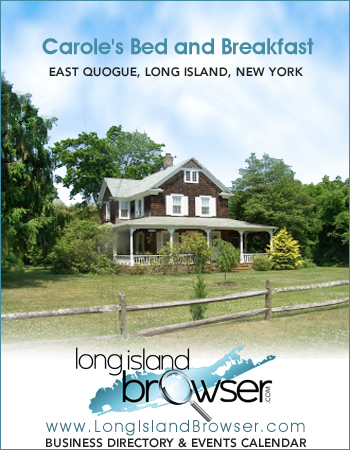 Bed And Breakfast In Quogue Ny