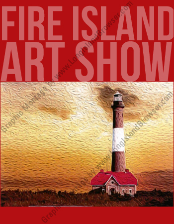 Fire island lighthouse 15th annual benefit art show 2016 for Craft fairs long island
