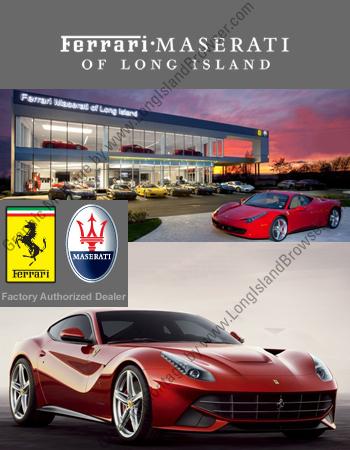 Ferrari Maserati Of Long Island Family Day Fundraiser For American Heart  Association