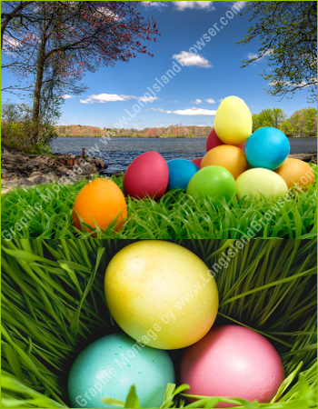 19th Annual Spring Egg Hunt At Belmont Lake State Park