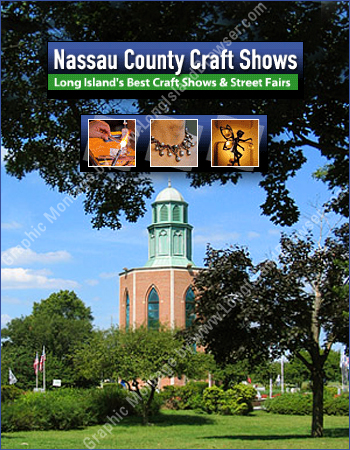 6th annual craft and gift show at at eisenhower park for Craft fairs long island