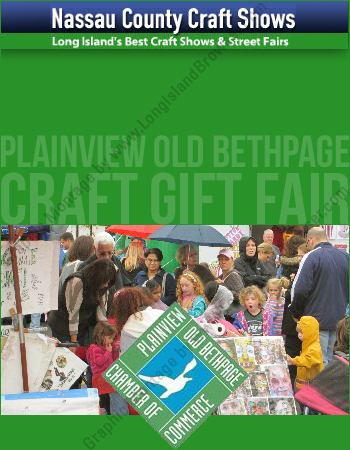 Plainview old bethpage craft gift fair 2016 nassau county for Craft fairs long island