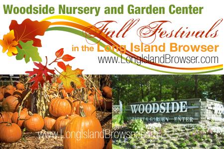 Woodside Nursery Garden Center Fall Pumpkin Picking Long Island New York