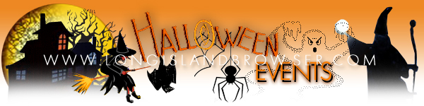 Halloween Events - Nassau Suffolk Hamptons Long Island New York