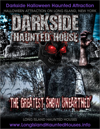 Darkside Haunted House Halloween Attraction