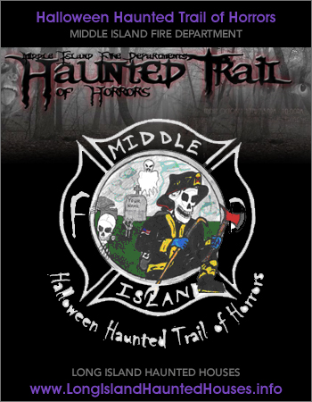 Middle Island Fire Department Halloween Haunted Trail of Horrors