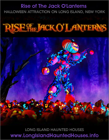 Rise Of The Jack Olanterns Old Westbury Gardens Halloween