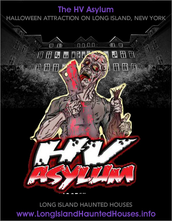 The HV Asylum Halloween Haunted Attraction - Coram, Long Island, New York