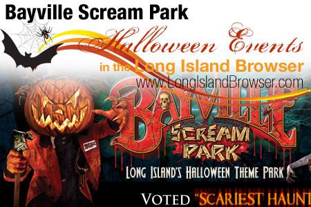 Bayville Scream Park Halloween Theme Park Haunted House Arcade and Miniature Golf