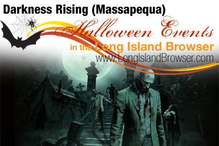 Darkness Rising - Halloween Haunted House - Massapequa, Long Island, New York