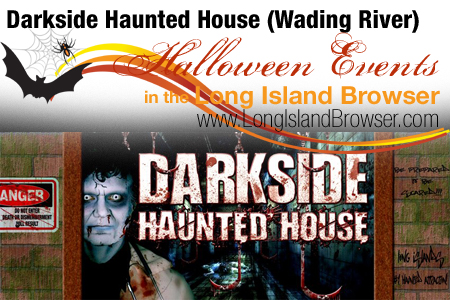 Darkside Haunted House - Wading River, Long Island, New York