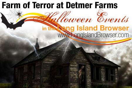 Farm of Terror at Detmer Farms - East Setauket, Long Island, New York