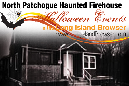 North Patchogue Fire Department Haunted House - North Patchogue, Long Island, New York