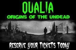 Qualia: Origins of the Undead - Halloween, Long Island, New York