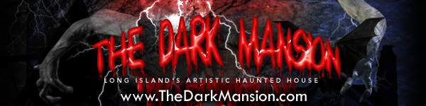 The Dark Mansion Halloween Haunted House - Long Island's Artistic Haunted House - Shelter Island Heights, Long Island, New York