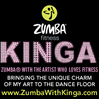 Zumba with Kinga - Dance Fitness Classes Gigs Special Events Parties