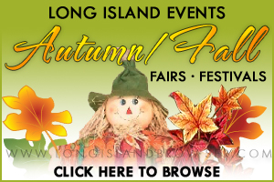 Long Island Fall Autumn Events - Fairs Festival Apple Picking Hay Rides - Nassau Suffolk Hamptons Long Island New York
