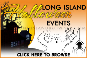 Long Island Halloween Events - Haunted Hauses Hay Rides Corn Mazes - Nassau Suffolk Hamptons Long Island New York