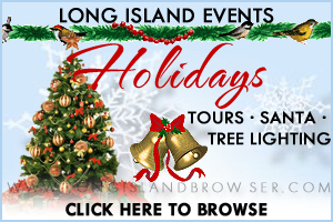 Long Island 2013 Holiday Christmas Events