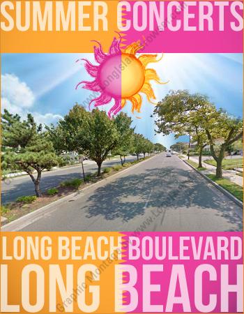 Long Beach New York Summer Concerts