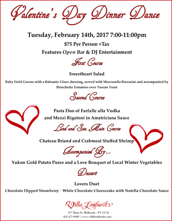 Valentine S Day Singles Events Long Island
