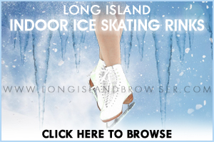 Long Island Indoor Ice Skating Rinks - Winter Seaosn Sports - Nassau County, Suffolk County, Long Island, New York