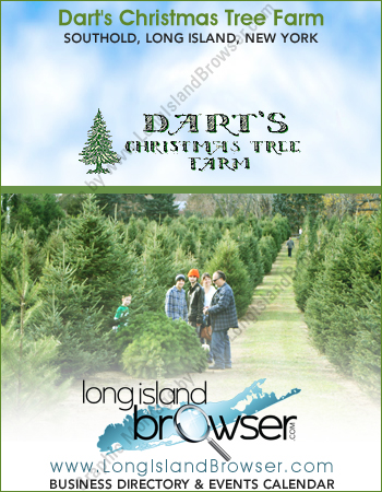 Dart's Christmas Tree Farm - Southold Long Island New York