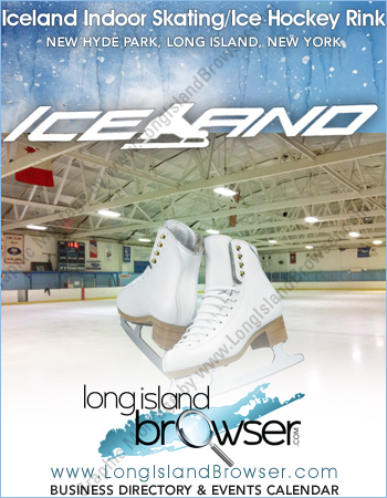 Iceland Indoor Ice Skating Rink and Hockey Rink - New Hyde Park Long Island New York