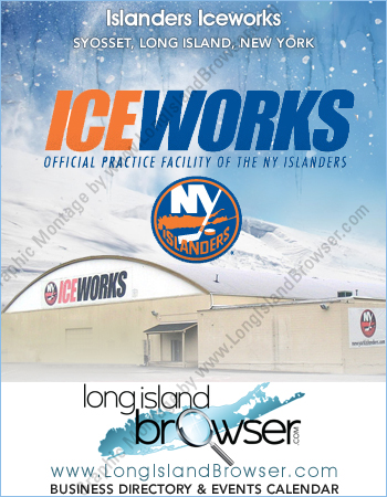 Islanders Iceworks Indoor Ice Skating and Hockey Rink - Syosset Long Island New York
