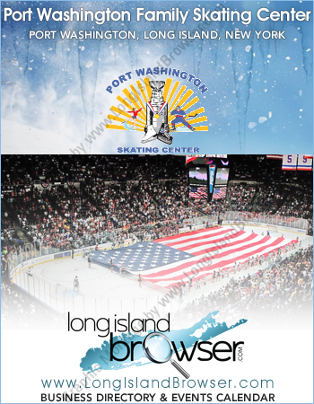 Port Washington Family Skating Center Ice Rink Indoor Ice Skating and Hockey Rink - Long Beach Long Island New York