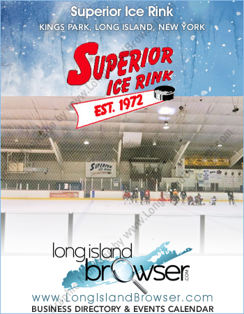 Superior Ice Rink Indoor Ice Skating and Hockey Rink - Kinga Park Long Island New York