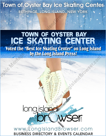 Town of Oyster Bay Ice Skating Center Indoor Ice Skating and Hockey Rink - Bethpage Long Island New York