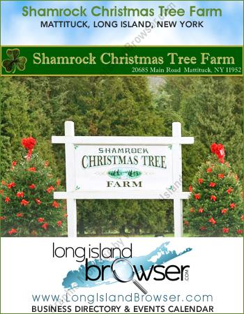 Shamrock Christmas Tree Farm - Mattituck Long Island New York