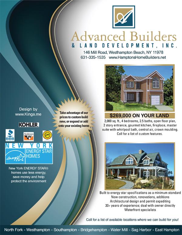 Long Island Custom Builders