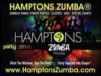 Hamptons Zumba - Dance Fitness Classes Gigs Special Events Parties