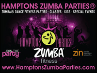 Hamptons Zumba Parties - Long Island New York