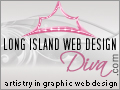 Long Island Web Design Diva - Artistry In Graphic And Web Design