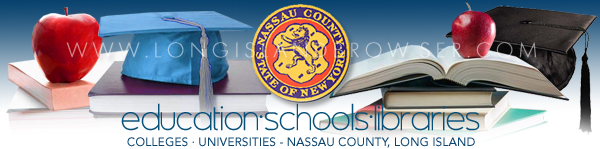 Nassau County Colleges Universities - Education Nassau County, Long Island, New York