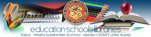 Elementary Schools Private Public - Nassau County, Long Island, New York