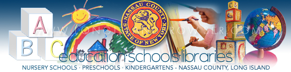 Nursery Schools, Preschools, Kindergartens - Nassau County, Long Island, New York