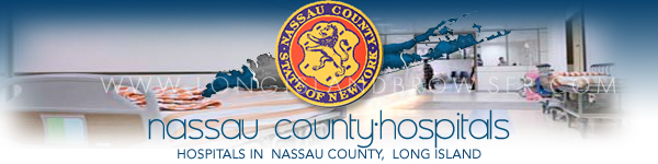 Hospitals in Nassau County, Long Island, New York