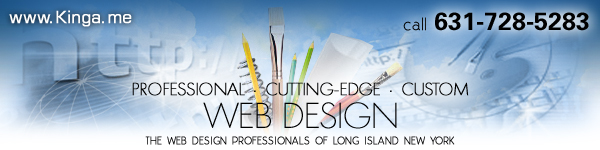 Long Island Web Design - Website Designer Long Island Graphic Logo Nassau Suffolk New York