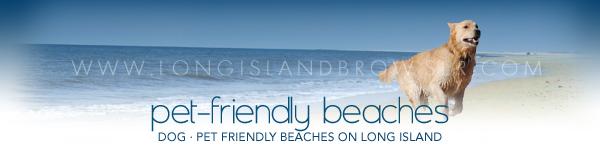Long Island Dog Pet Friendly Beaches