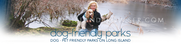 Long Island Dog Pet Friendly Parks