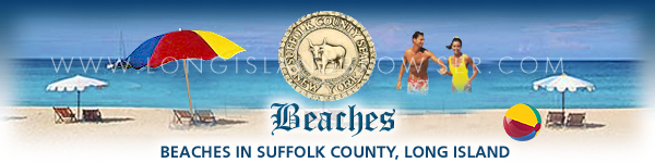 Suffolk County Beaches