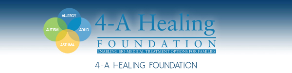 4-A Healing Foundation - Allergy, Asthma, ADHD, Autism - Long Island, New York