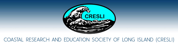 Coastal Research and Education Society of Long Island (CRESLI) - Oakdale, Long Island, New York