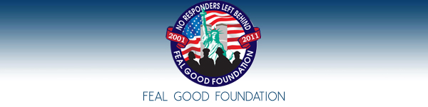 No Profit Left Behind >> Feal Good Foundation No Responders Left Behind