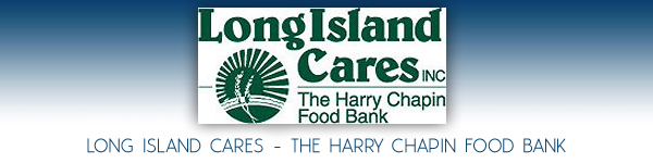 Long Island Cares - The Harry Chapin Food Bank - Long Island, New York