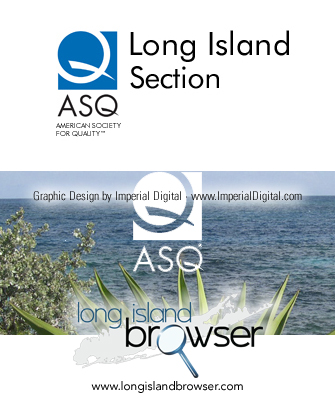 American Society for Quality (ASQ) Long Island Chapter